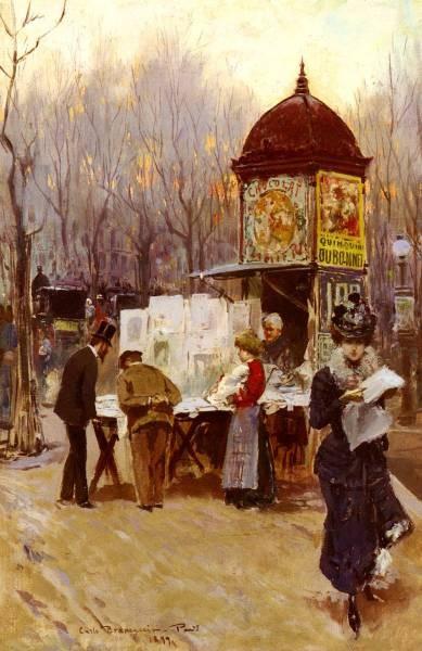 The Kiosk Paris